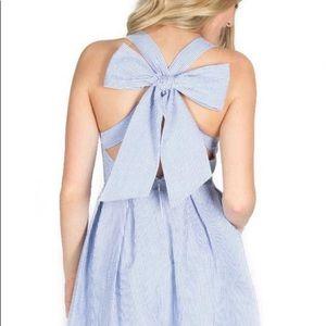 Lauren James Dresses - Lauren James Seersucker Dress